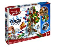 Knutselset Maped Color&Play 4 seizoenen boom