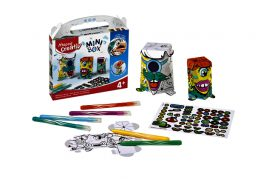 Knutselset Maped Mini Box monsters decoreren