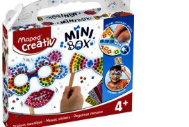 Knutselset Maped Mini Box mozaiëk