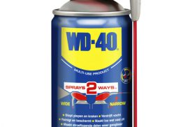 Spray multi-use WD-40 Smart Straw 300ml stuk per blik
