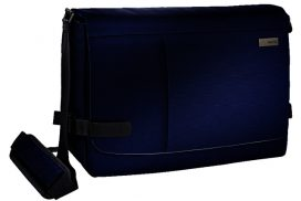 "Laptoptas Leitz Complete 15.6"" Smart Messenger Blauw"