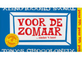 "Chocolade Tony's Chocolonely reep 180gr puur ""Zomaar"""