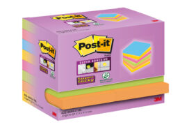 Memoblok 3M Post-it 622 47,6x47,6mm color notes