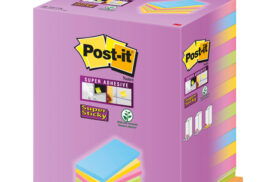 Memoblok 3M Post-it 655 127x76mm color notes