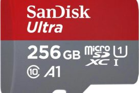 Geheugenkaart Sandisk Micro SDXC Class10 Android 256GB