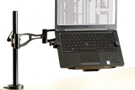 Laptopaccessoire monitorarm Fellowes Professional Series
