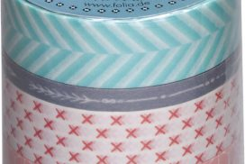 Washi tape Folia geometrisch