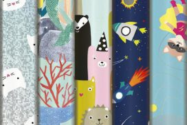 Inpakpapier Stewo fun for kids 70x200cm rol per doos