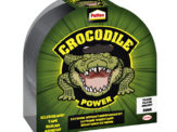 Plakband Pattex Crocodile duct tape 50mmx30m zilver