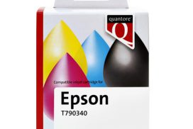 Inkcartridge Quantore Epson T790340 rood