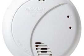 Rookmelder optisch First Alert 230V stuk per blister