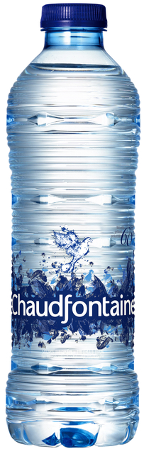 Water Chaudfontaine blauw petfles 0.50l 50 cl per tray