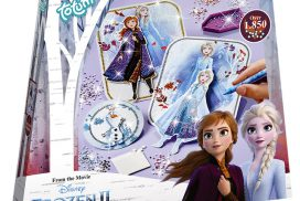 Knutselset Totum Disney Frozen 2 diamond painting