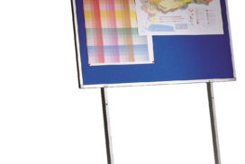 Whiteboard bordstandaard breedte 700mm tbv alle Legamaster b