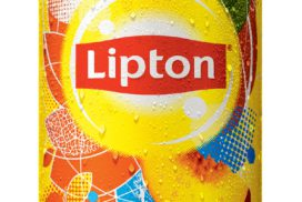 Frisdrank Lipton Ice Tea Peach blikje 0.33l 33 cl per tray